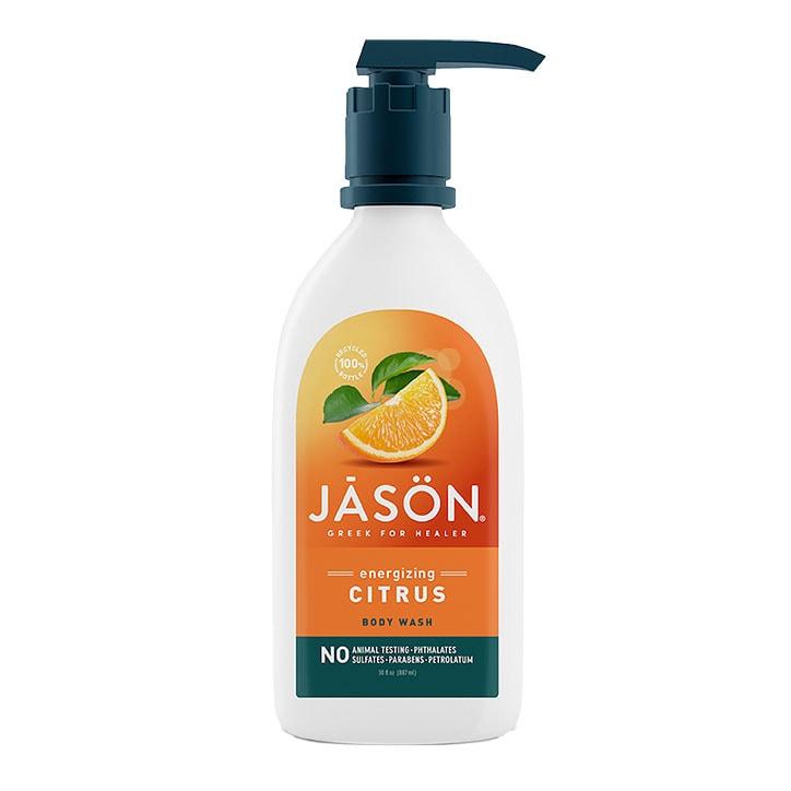 Jason Citrus Body Wash - Revitalizing