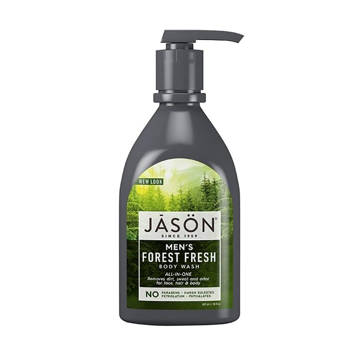 Jason Men's Forest Fresh All-In-One Body Wash 887ml