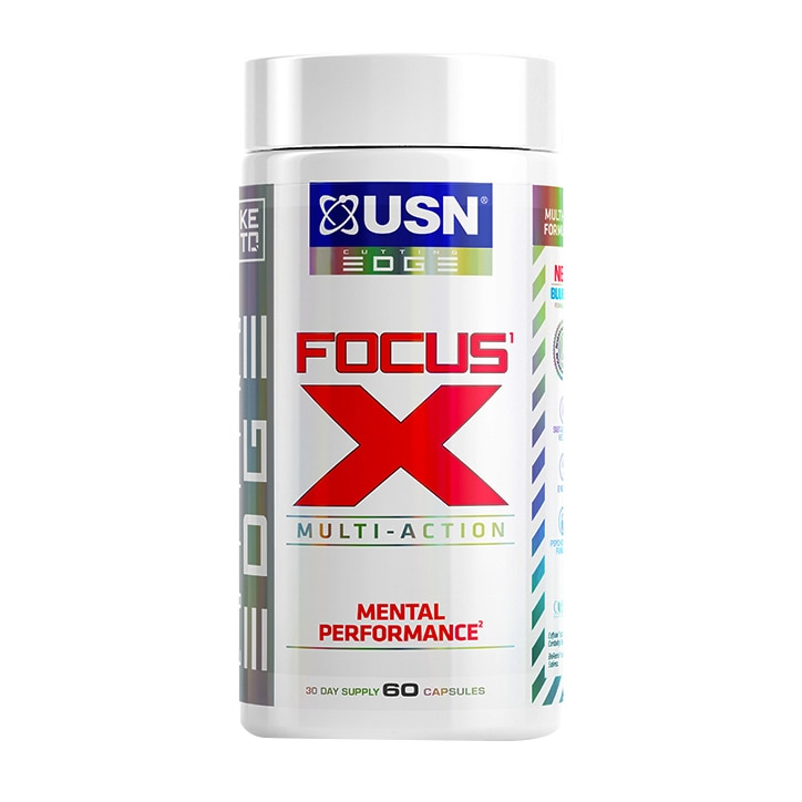 USN Focus X Mental Performance