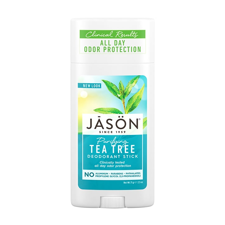 Jason Tea Tree Deodorant Stick - Purifying