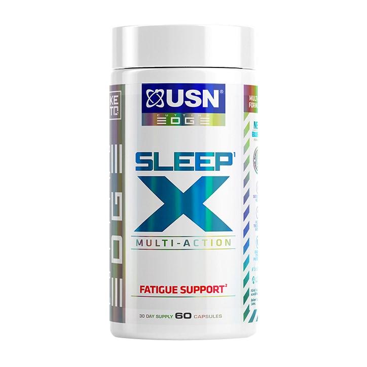 USN Sleep X Fatigue Support 60 Capsules
