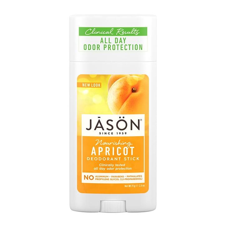 Jason Apricot Deodorant Stick - Nourishing