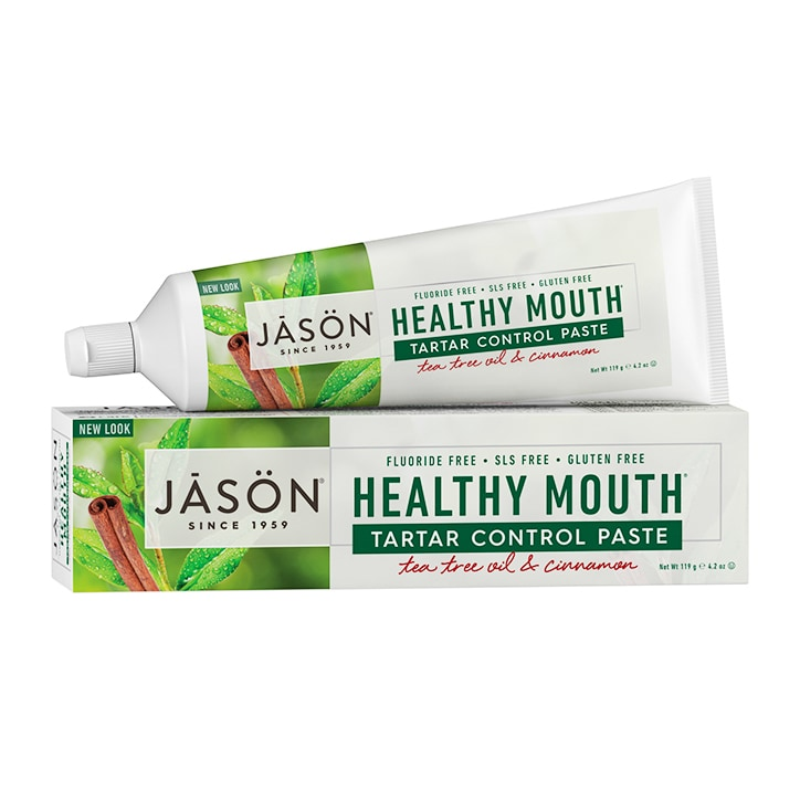 Jason Healthy Mouth Tartar Control Paste 119g