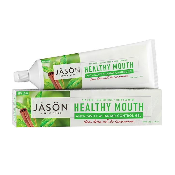 Jason Healthy Mouth Anti-Cavity & Tartar Control Gel