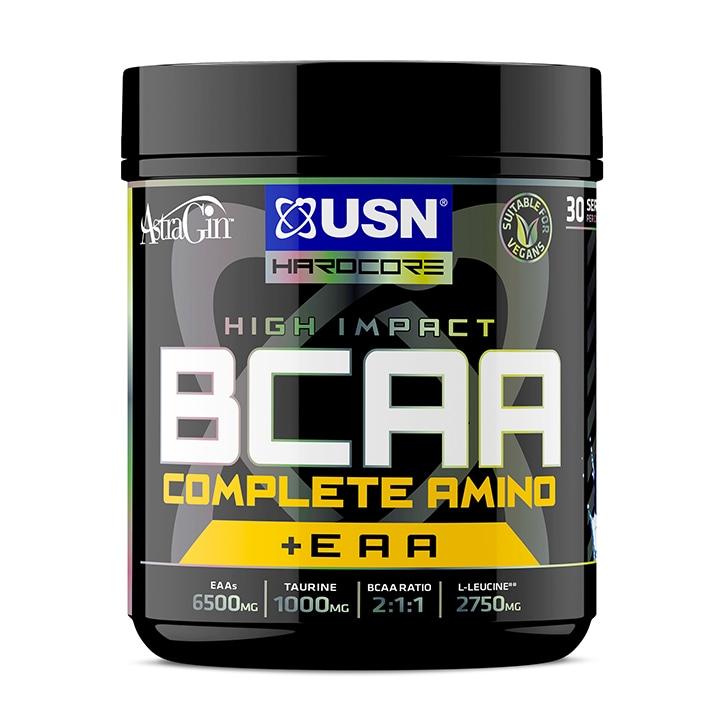 USN BCAA +EAA Blue Raspberry 400g