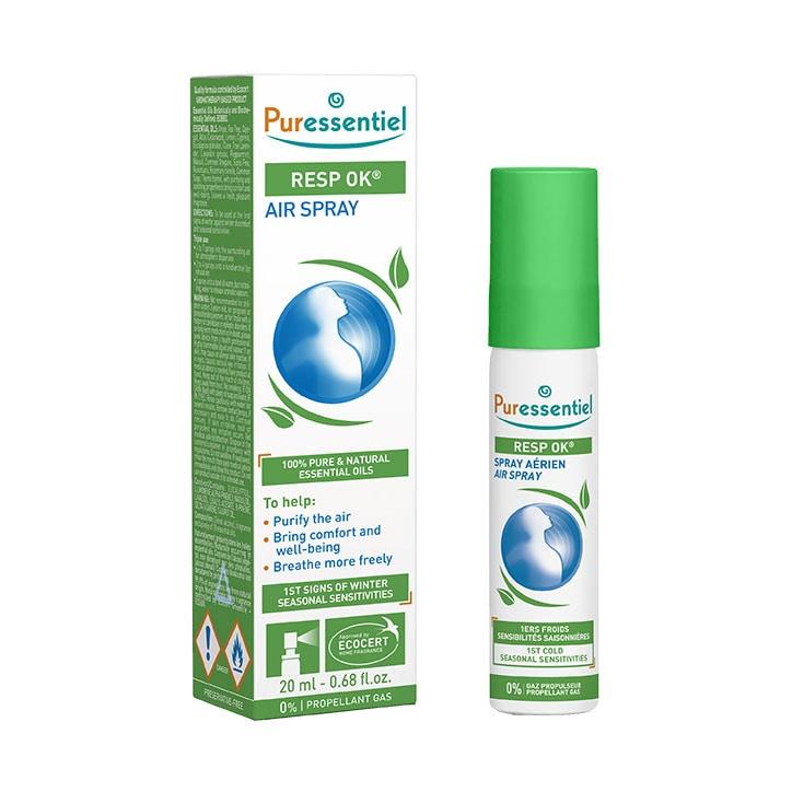 Puressentiel Respiratory Air Spray 20ml