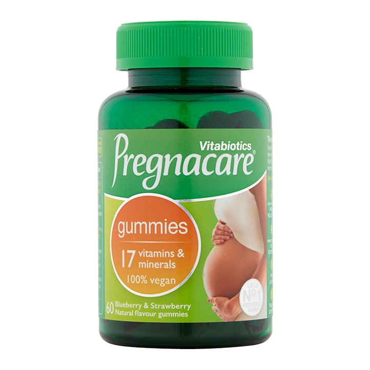 Vitabiotics Pregnacare Strawberry Flavour Gummies