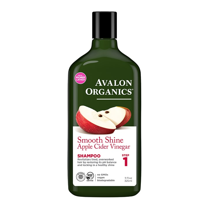 Avalon Apple Cider Vinegar Shampoo 325ml