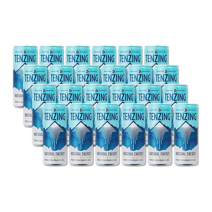 Tenzing Natural Energy 24 x 250ml