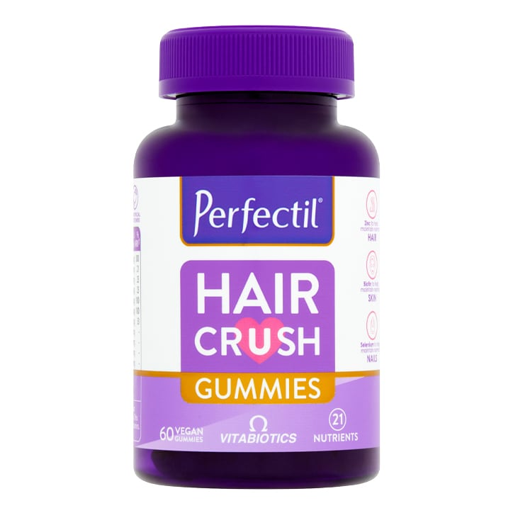 Vitabiotics Perfectil Hair Crush 60 Gummies