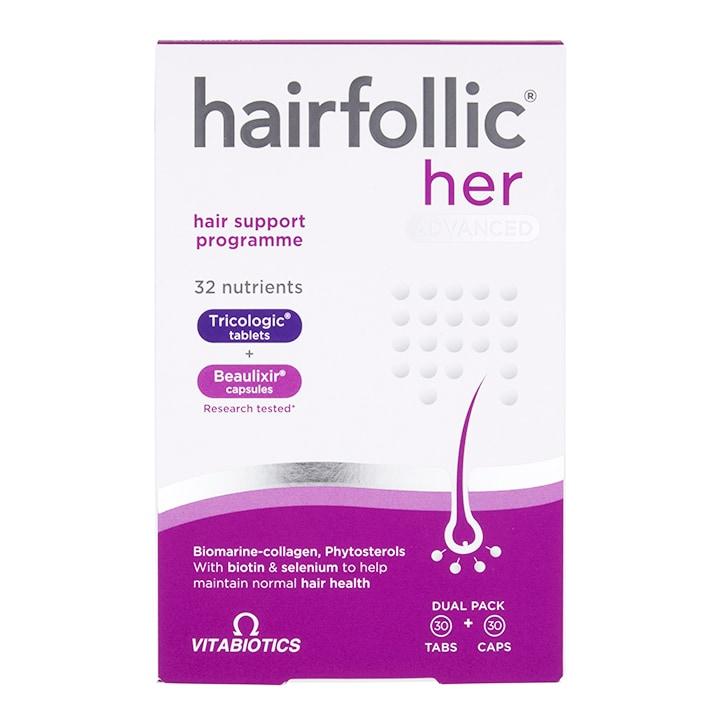 Vitabiotics Hairfollic Her Tablets