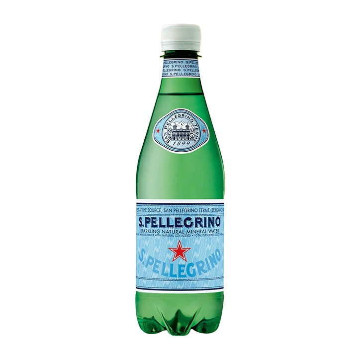 San Pellegrino Sparkling Natural Mineral Water 500ml