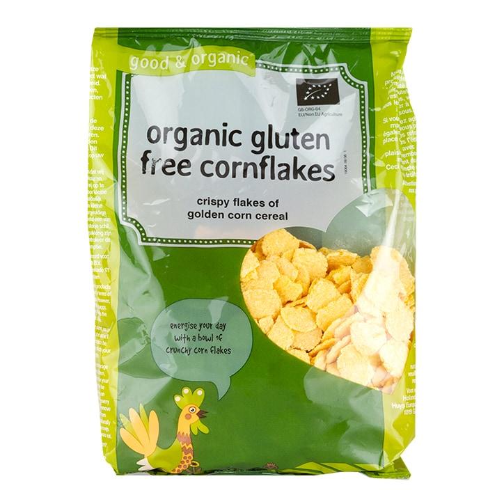 Holland & Barrett Organic Gluten Free Cornflakes 350g