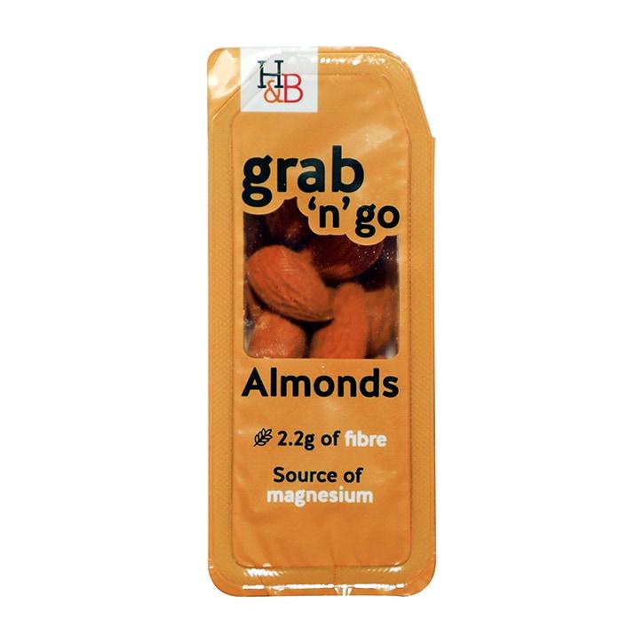 Holland & Barrett Grab n Go Almonds 30g