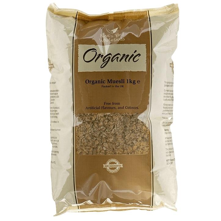 Neals Yard Wholefoods Muesli Organic 1kg