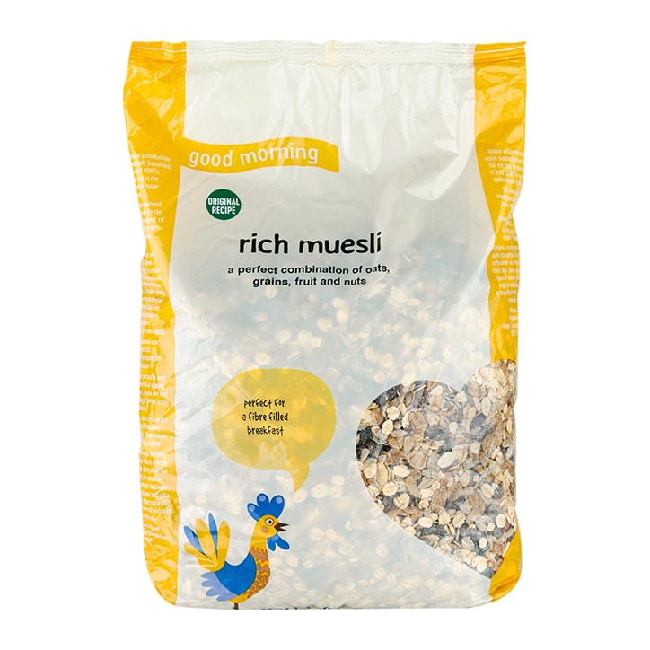 Holland & Barrett Original Recipe Rich Muesli 2kg