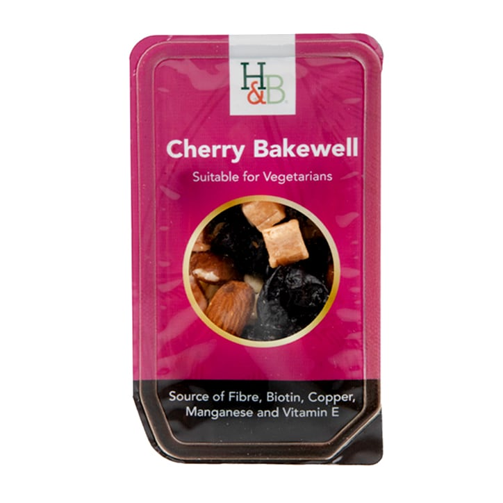 Holland & Barrett Cherry Bakewell Snack Pack 62g