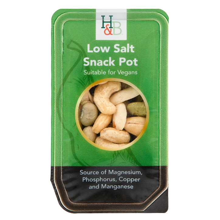 Holland & Barrett Low Salt Snack Pack