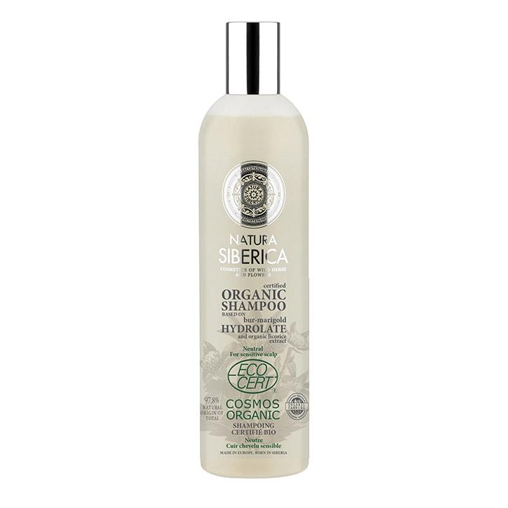 Natura Siberica Shampoo - Neutral for sensitive scalp 400ml
