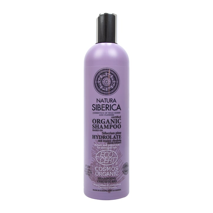 Natura Siberica Shampoo - Repair and Protection for damaged hair