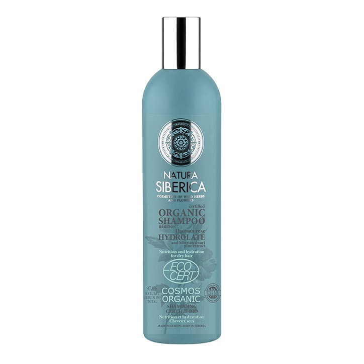 Natura Siberica Shampoo - Nutrition and Hydration for dry hair 400ml