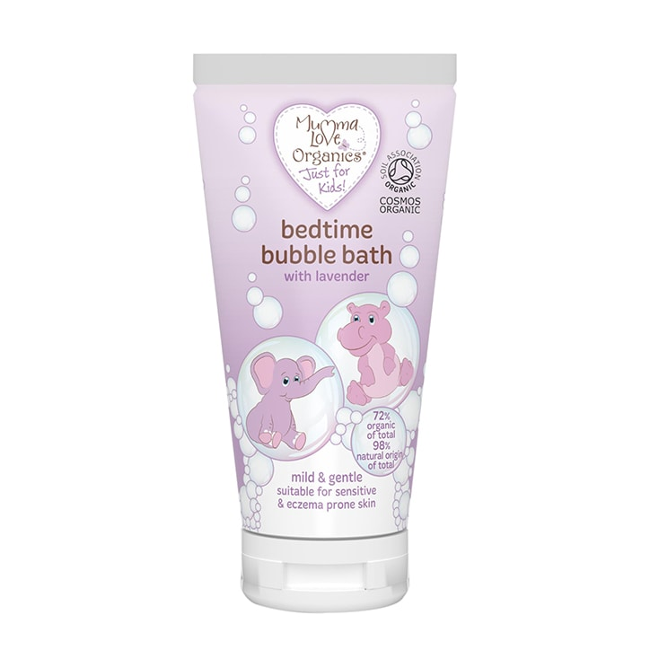Mumma Love Organics Kids Bedtime Bubble Bath 200ml