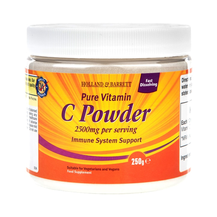Holland & Barrett Pure Vitamin C Powder 2500mg