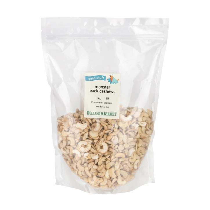 Holland & Barrett Cashew Pieces