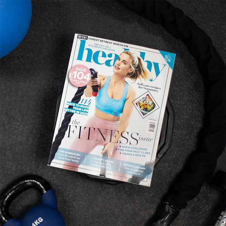 Healthy Magazine Issue 155: Fitness Issue