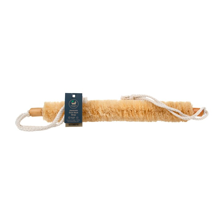 Eco Bath Japanese Sisal Back Strap