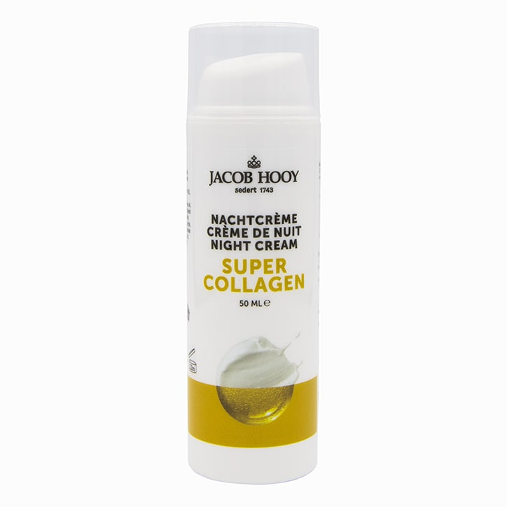 Jacob Hooy Super Collagen Night Cream