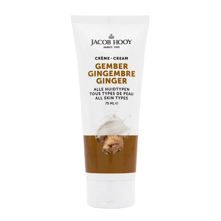 Jacob Hooy Ginger Cream 75ml