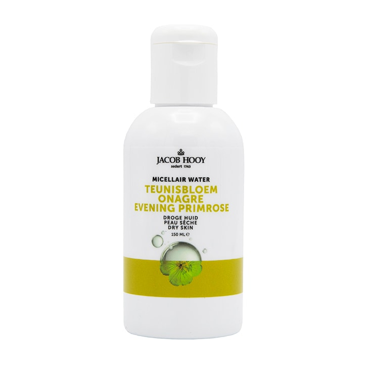 Jacob Hooy Evening Primrose Micellar Water 150ml