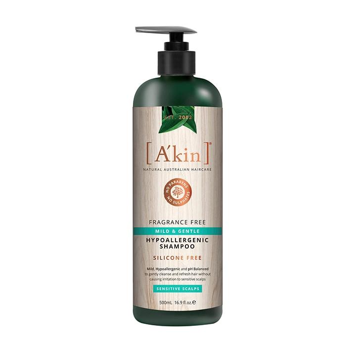 A'kin Mild & Gentle Shampoo 500ml
