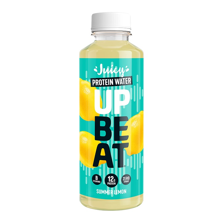 Upbeat Protein Water Summer Lemon 500ml
