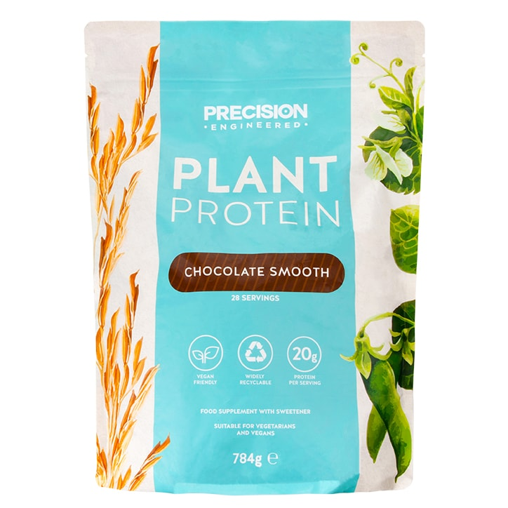 Precision Engineered Plant Protein Chocolate Smooth