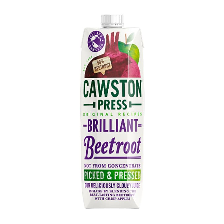 Cawston Brilliant Beetroot Juice 1Ltr
