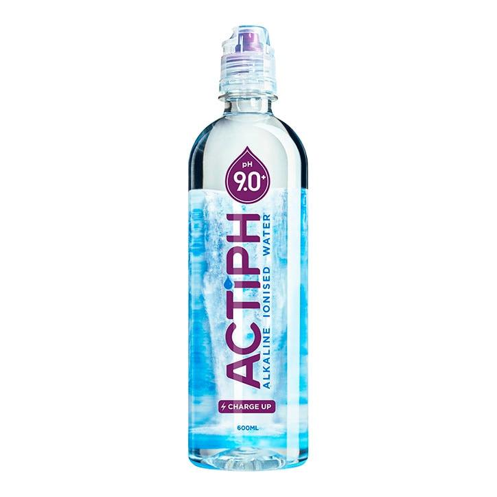 ActiPH Alkaline Ionised Water 600ml