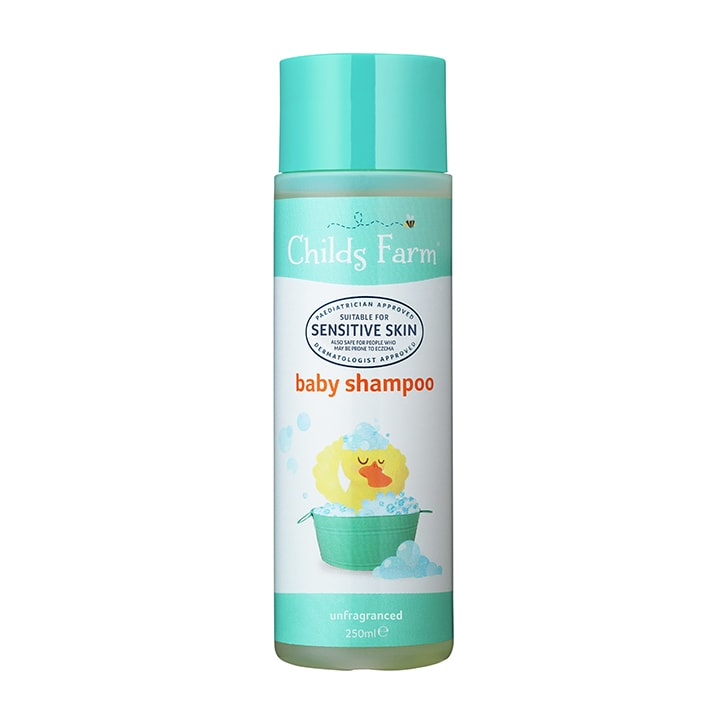 Childs Farm Baby Shampoo - Unfragranced 250ml