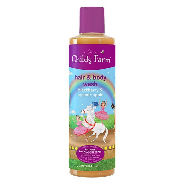 Childs Farm - Hair & Body Wash - Blackberry & Apple 500ml