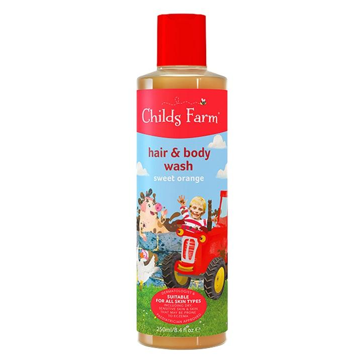 Childs Farm - Hair & Body Wash - Sweet Orange