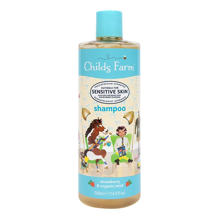 Childs Farm - Shampoo - Strawberry & Mint 500ml