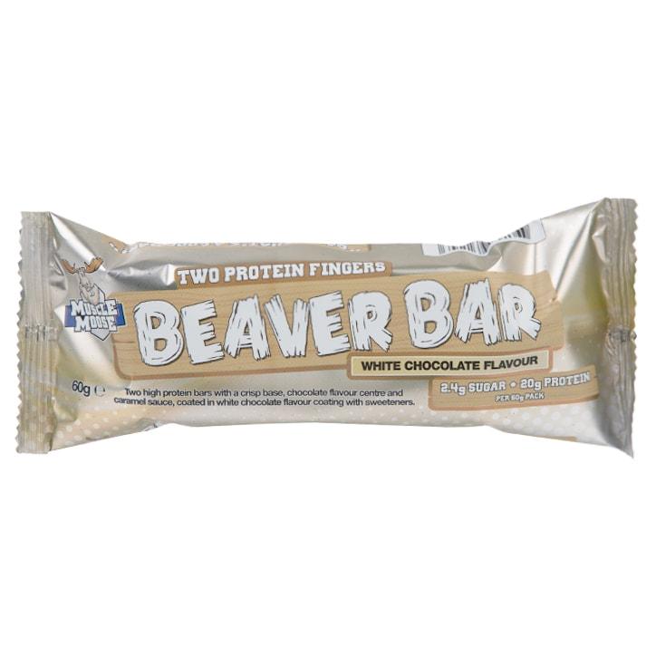 Beaver Bar White Chocolate