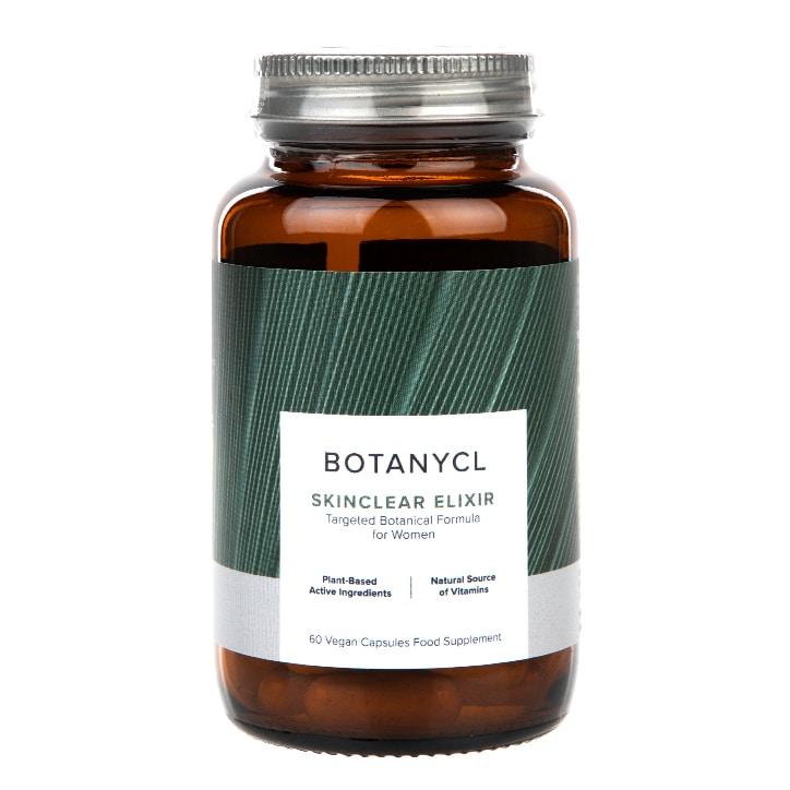 Botanycl Skinclear Elixir Vegan Capsules