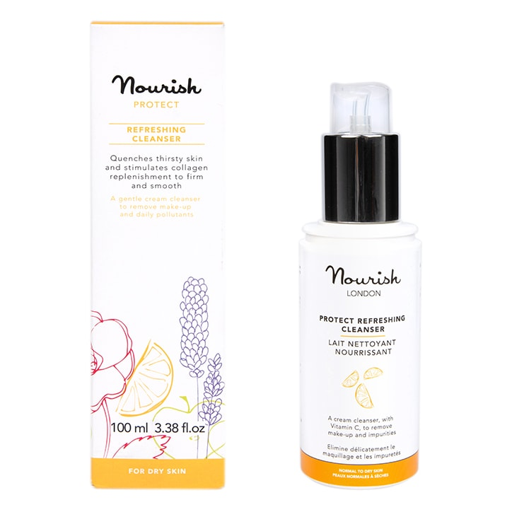 Nourish Protect Refreshing Cleanser
