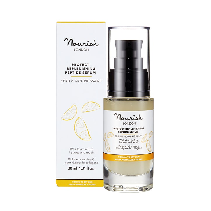 Nourish Protect Replenishing Peptide Serum
