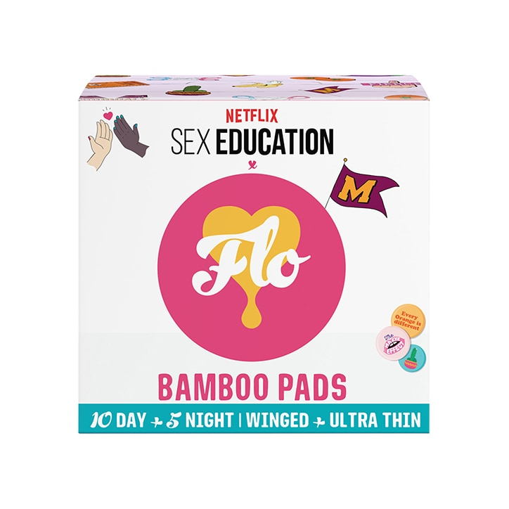 Flo Bamboo Pads - Day/Night Combo
