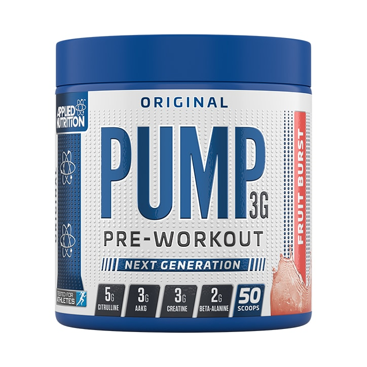 Applied Nutrition Pump Pre Work Out Fruit Burst