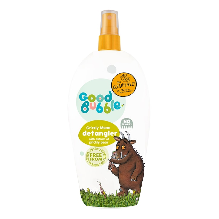 Good Bubble Grizzly Mane Detangler with Prickly Pear Extract