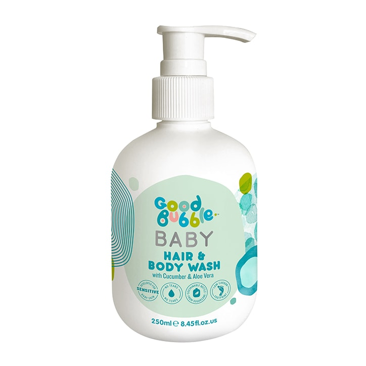 Good Bubble Baby Cucumber and Aloe Vera Hair & Body Wash